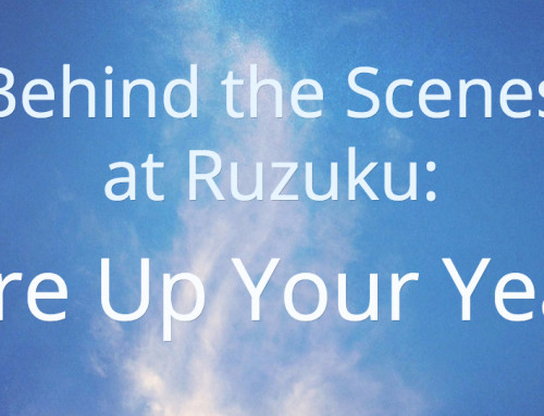 Behind the Scenes at Ruzuku: Fire Up Your Year