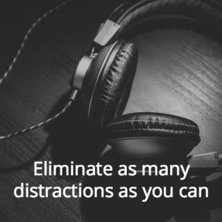 eliminate-distractions