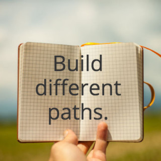 build-different-paths