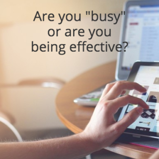 busy-or-effective