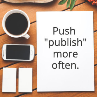 push-publish