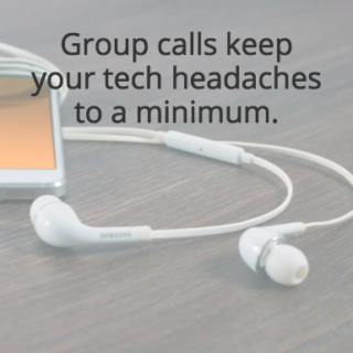 group-calls-less-tech-headaches