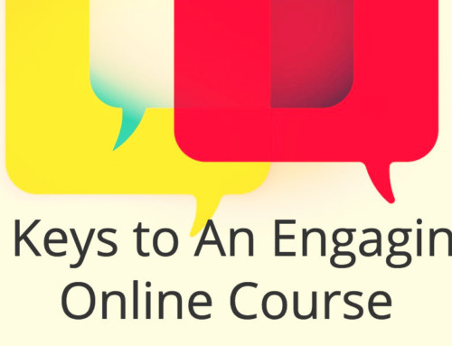 5 Keys to An Engaging Online Course