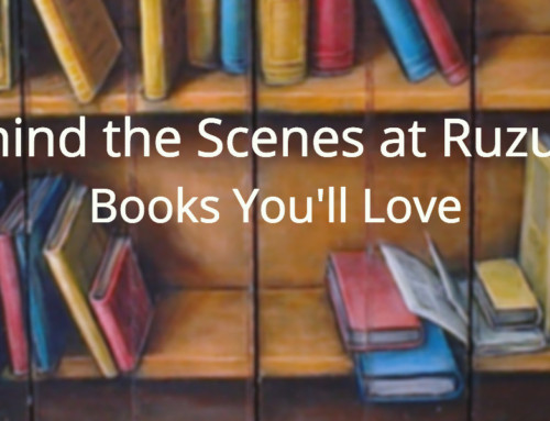 Behind the Scenes at Ruzuku: Books You'll Love