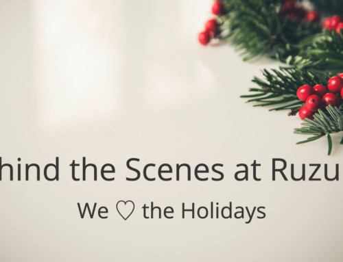 Behind the Scenes at Ruzuku: We {Heart} the Holidays